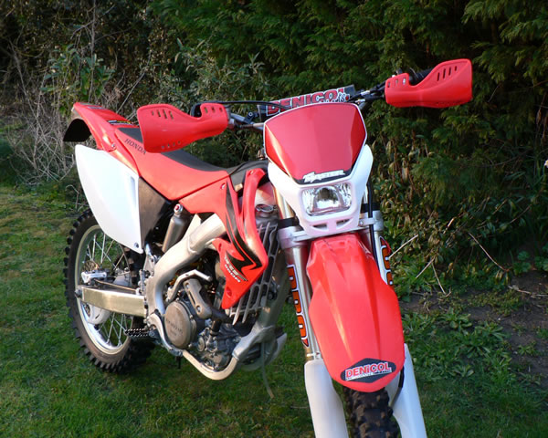 Stock XC Kit - To Fit Honda CRF250/450