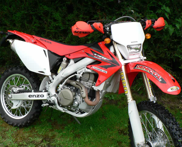 Stock XC Kit - To Fit Honda CRF250/450X
