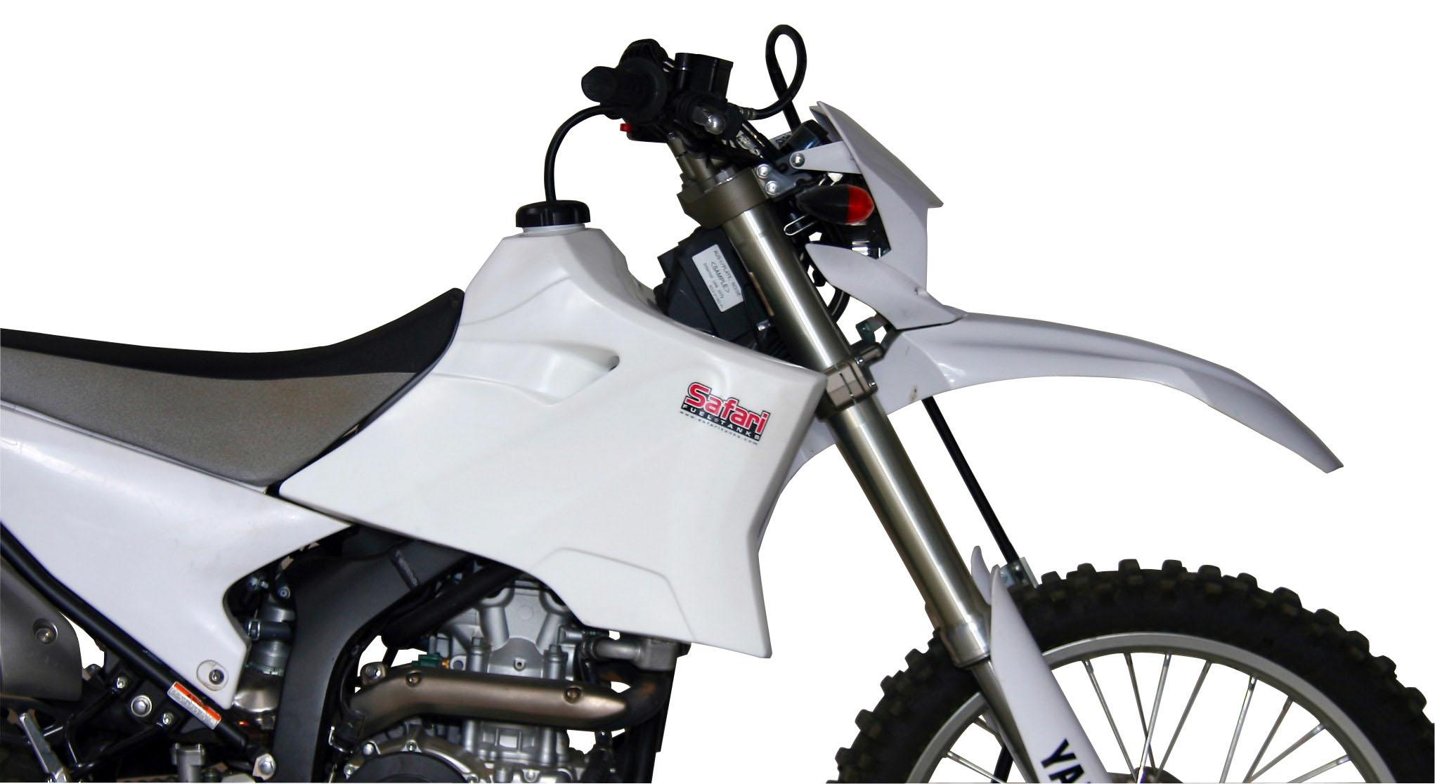 E Ef Cc on Yamaha Wr450f Dual Sport Kit